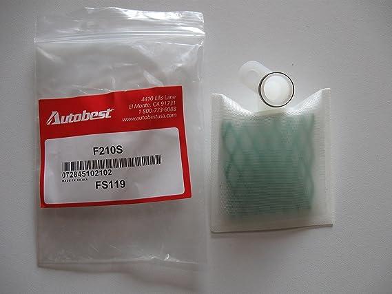 Autobest F210S Fuel Pump Strainer