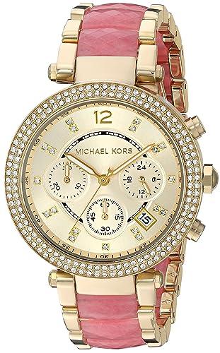 Michael Kors Women s Parker Gold-Tone Watch MK6363
