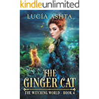 Witching World 4: The Ginger Cat