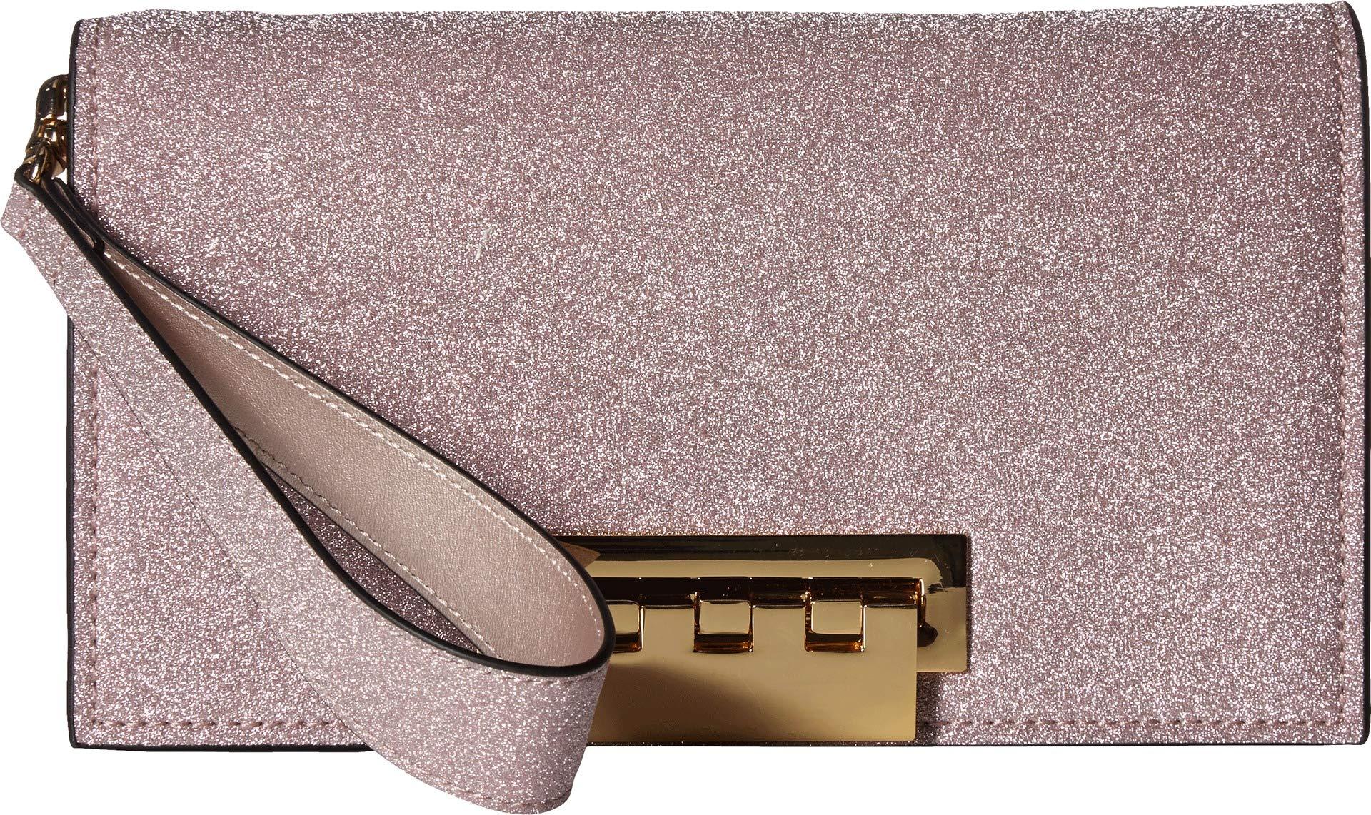 ZAC Zac Posen Women's Earthette Clutch Multi Glitter One Size