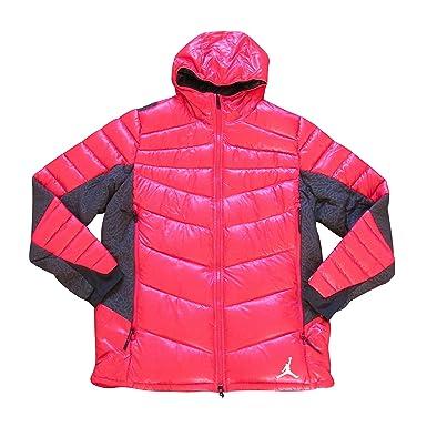 90203ff3f493 nike air jordan hyperply goose down hooded winter coat 623485 parka ...