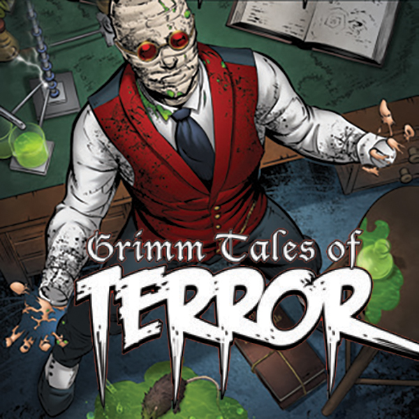 Grimm Tales of Terror Vol. 3 (Issues) (3 Book Series)