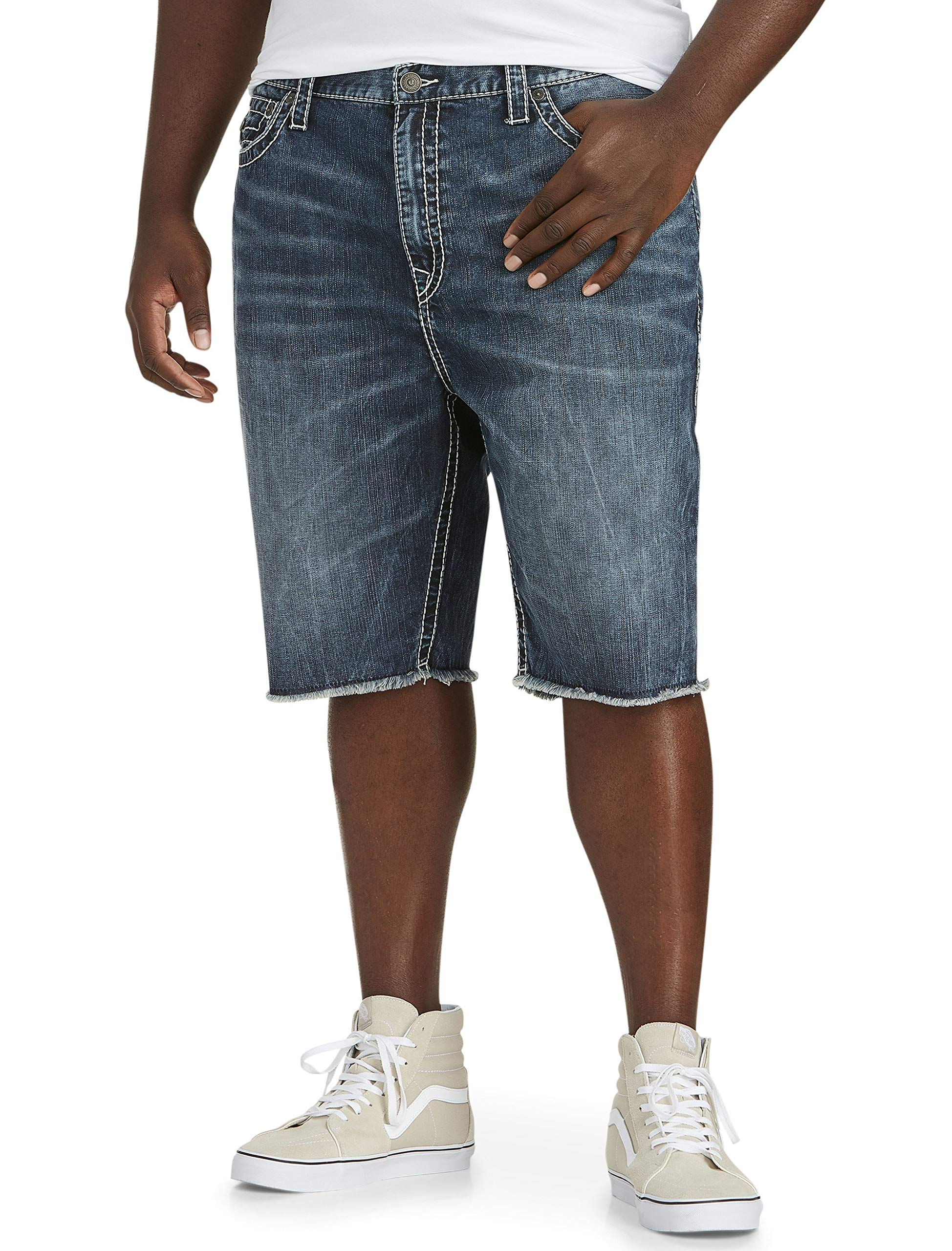 True Religion Big and Tall Super T Shorts