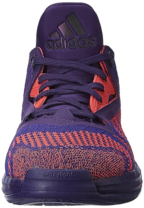 low priced 00733 a7991 Amazon.com adidas Performance D Lillard 2 Boost Primeknit Basketball  Trainers - Purple Sports  Outdoors