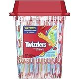 TWIZZLERS Rainbow Twists, 105 Count