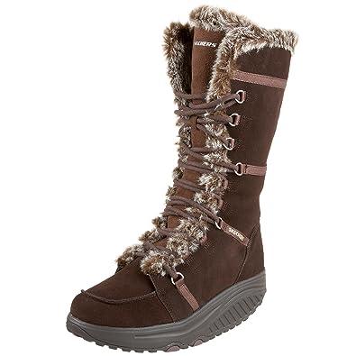 skechers mid calf boots