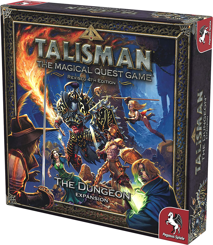 Pegasus Spiele Talisman The Dungeon Expansion