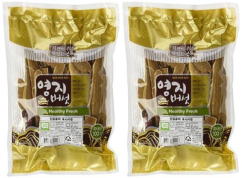Tealyra – Chaga Chunks – Pure Raw Wild Harvested Canadian Chaga – Mushroom Tea – Superfood – Healthy Immune Booster Antioxidant – 450g 1-Pound