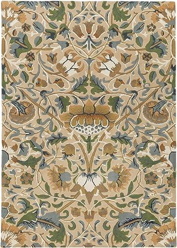 Surya William Morris 5 x 8 Area Rug, Beige