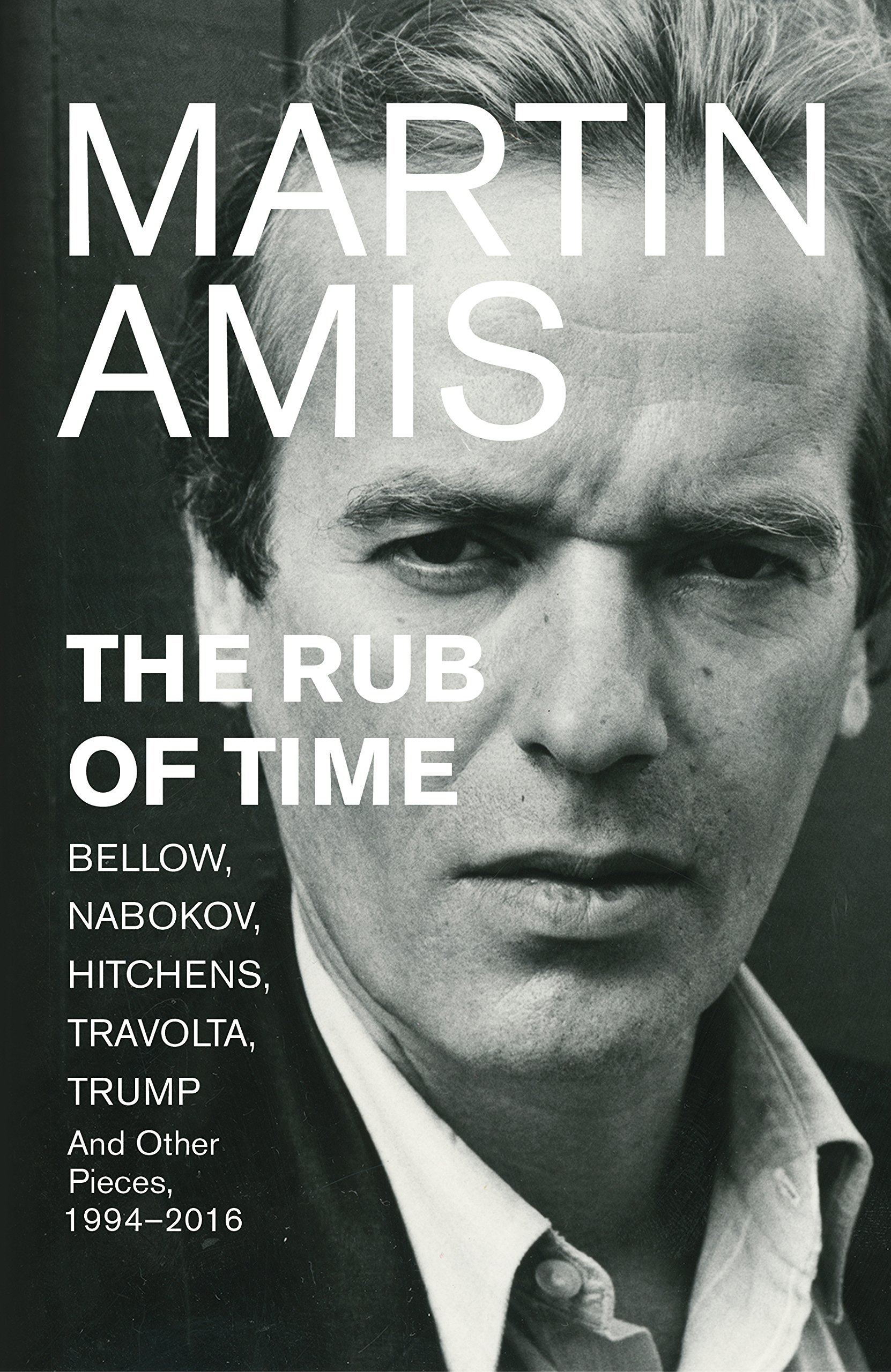 Image result for martin amis the rub of time
