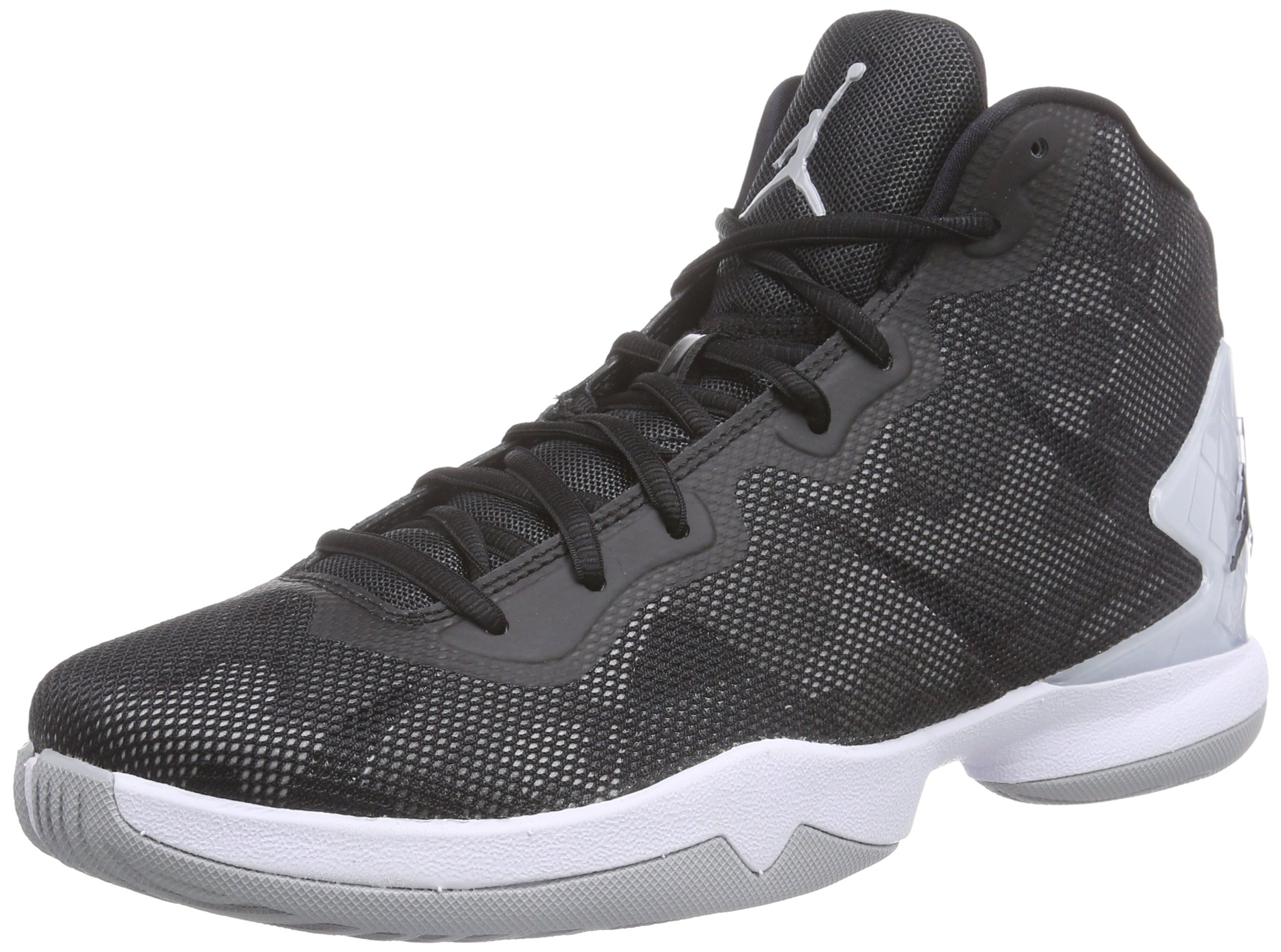 Jordan Super.Fly 4 Black/Wolf Grey-Infrared 23 768929-007