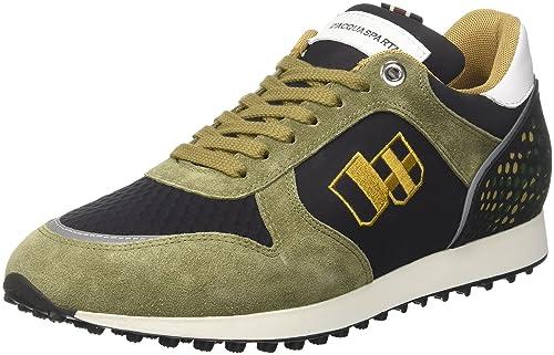buy online 5af85 0dfaf D'ACQUASPARTA Men's Cosimo Trainers: Amazon.co.uk: Shoes & Bags