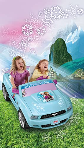 Fisher-Price Disney Frozen Mustang Ride On