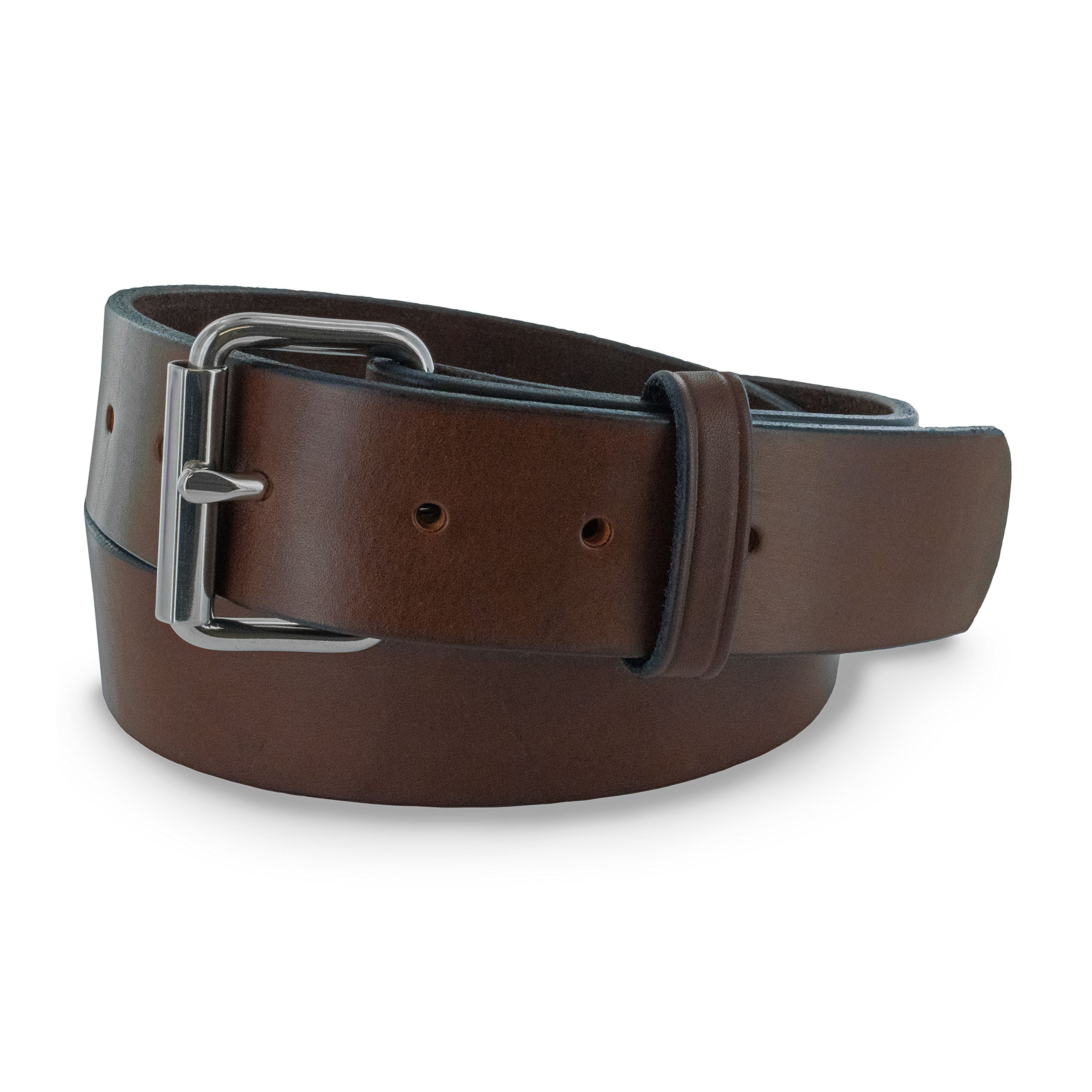Hanks AMA2725 Enforcer Belt - 1.75'' - Brown - 60 by Hanks Belt