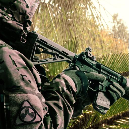 Commando Forces   Zarb E Azb