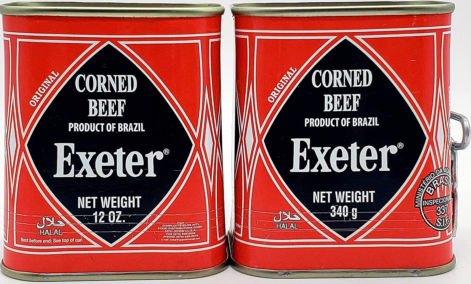 Exeter Corned Beef (2-Pack)