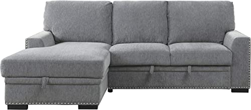 Lexicon Winona Left Side Chaise Sectional Sofa