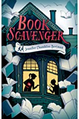 Book Scavenger (The Book Scavenger series 1) Kindle Edition