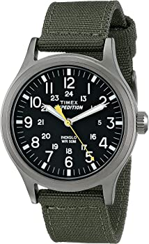 """TIMEX MEN'S T49961 """"EXPEDITION SCOUT"""" WATCH"""