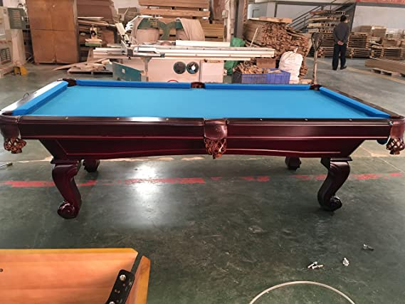 Kunibert 8 FT. Mesa de Billar Z20591 Billar Billar Modelo Winston ...
