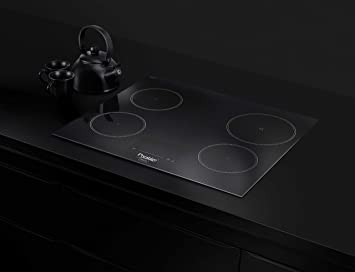 Prestige 4 Zone Induction Cooktop(Black) Induction Cooktops at amazon
