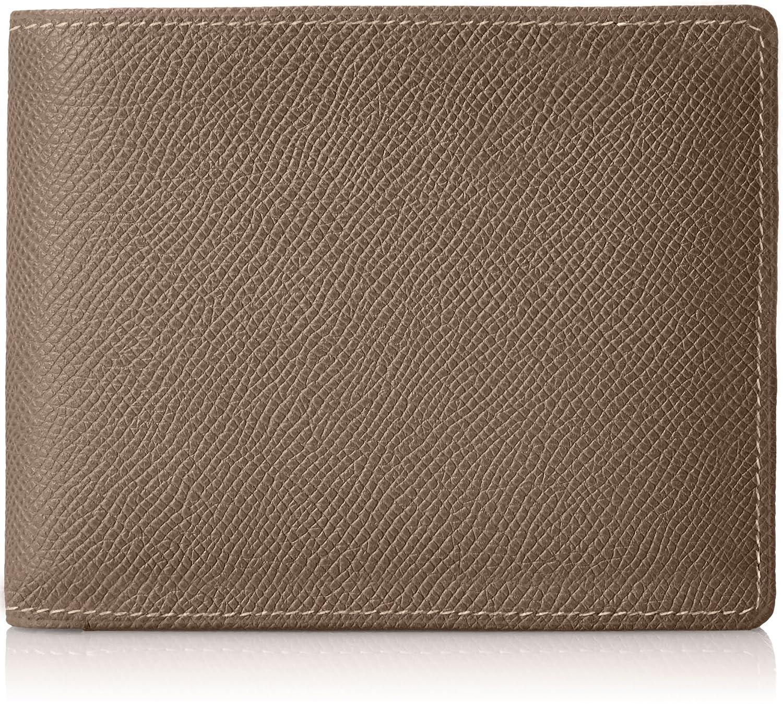 [ミカド] 二つ折り財布 ワープロラックス MK730016 B075SYWTKR  トーブ