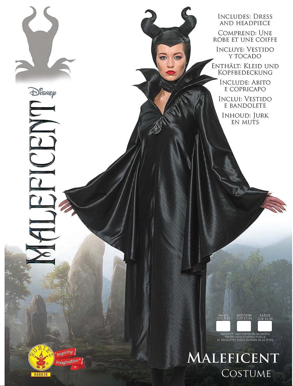 Rubies Es Disney Movie Maleficent Adult Costume Lady L