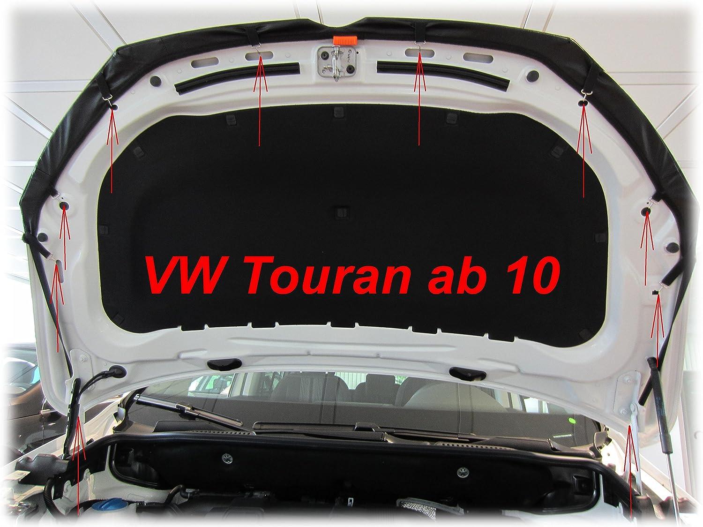 Caddy 2010-2015 Auto CAR BRA copri cofano protezione TUNING AB-00575 Touran