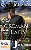 Lone Star Burn: The Foreman and the Lady (Kindle Worlds Novella)