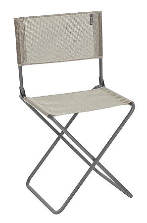 Lafuma Chaise Pliante De Camping Compacte CNO Batyline Couleur Seigle