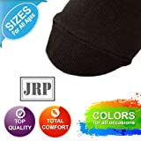 JRP 2 Pack Soft Cotton Socks, Ankle Socks for