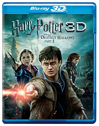 Harry Potter & The Deathly Hallows: Part 2 Reino Unido DVD: Amazon.es: Harry Potter & The Deathly Hallows: Part 2: Cine y Series TV
