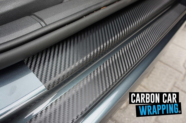 Rakel Schutzfolie von CCW passend f/ür iX20 Anleitung Lackschutzfolie 3D CARBON SCHWARZ Folie iX20 Einstiegsleisten