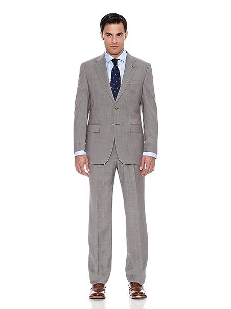 Pedro del Hierro - Chaqueta de traje de manga larga para hombre, color gris, talla ES 48: Amazon.es: Ropa y accesorios