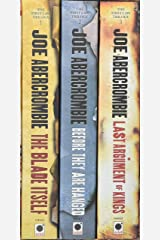 The First Law Trilogy Paperback