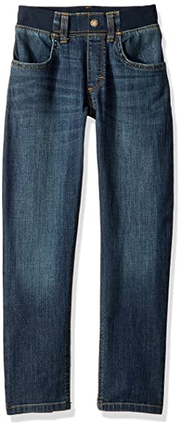 d87d5818 Amazon.com: Lee Boys' Performance Series Extreme Comfort Pull-On Relaxed  Tapered Leg Jean: Clothing