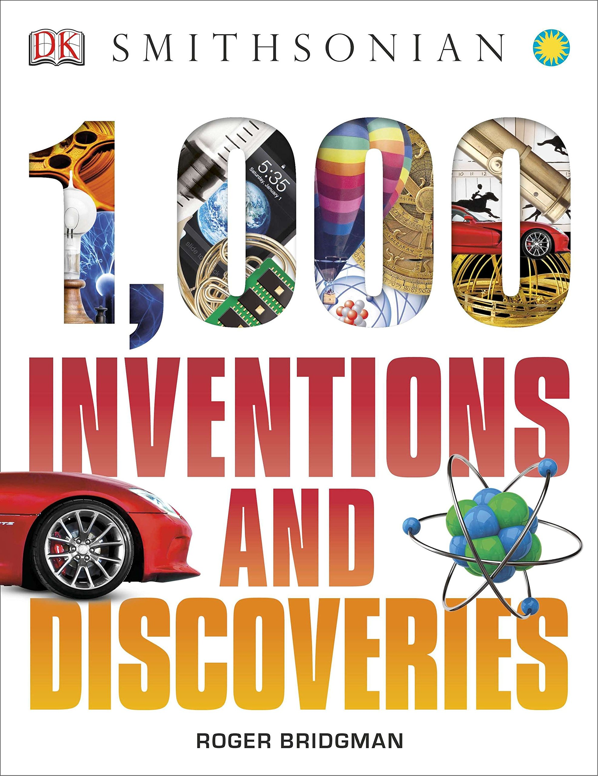 Download 1,000 Inventions and Discoveries pdf epub