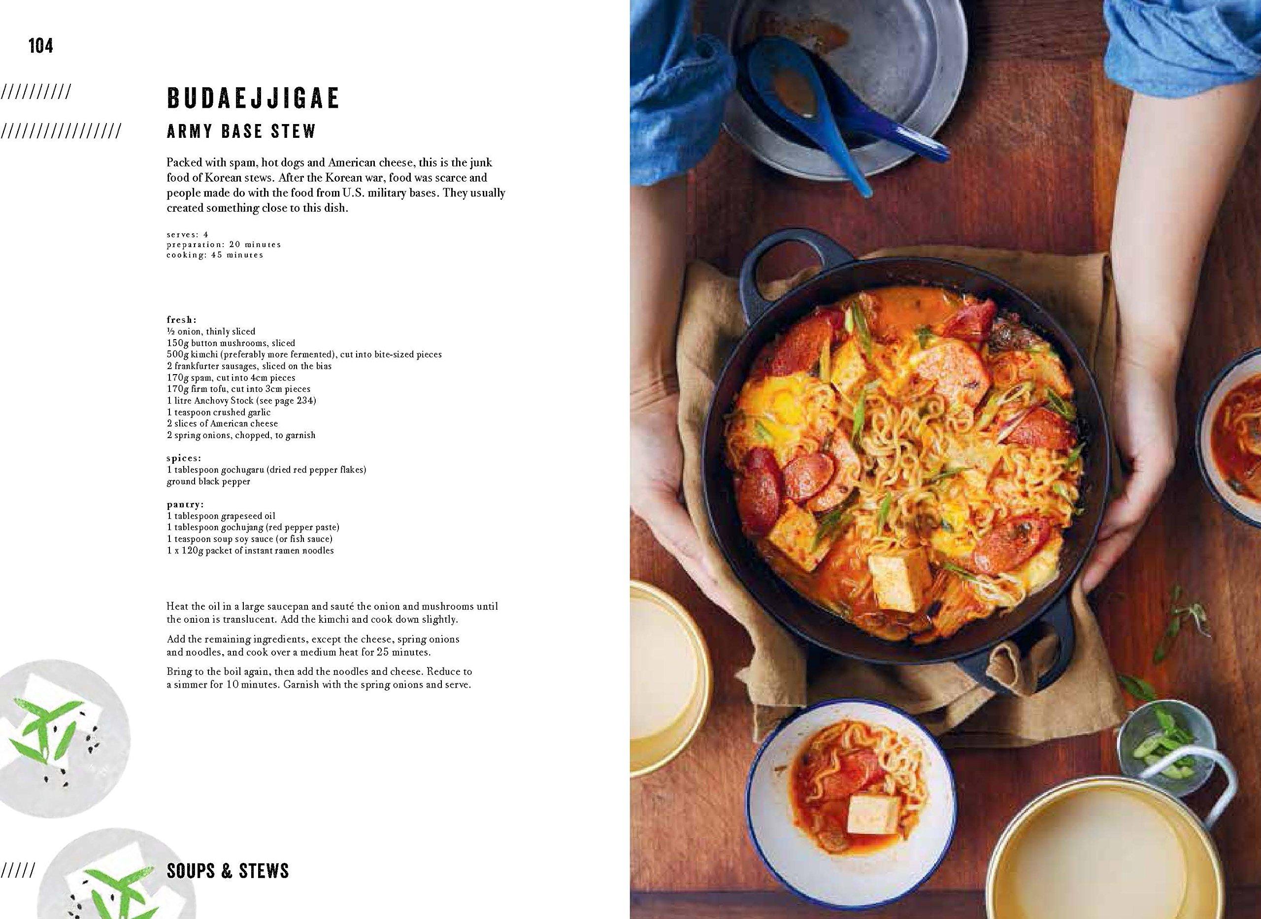 Korean food made easy caroline hwang 9781760634476 amazon books forumfinder Image collections