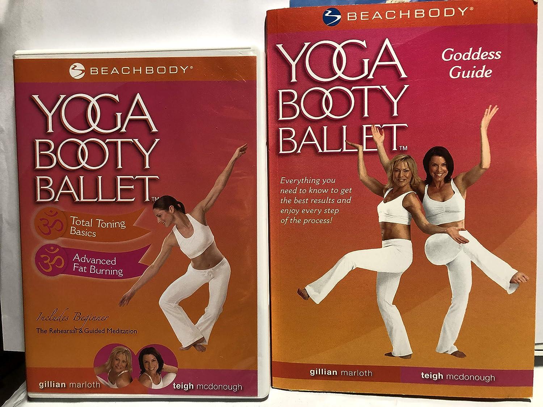 Amazon.com: Yoga Booty Ballet : Rehearsal & Guided ...