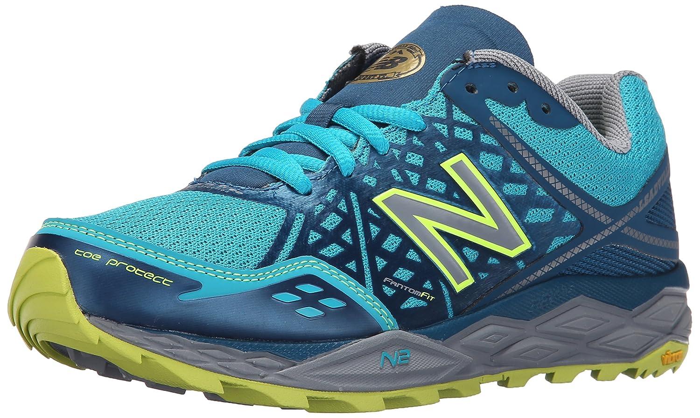 New Balance Women's WT1210V2 Trail-Running Shoe B00R9LH4K2 10 B(M) US|Teal/Grey