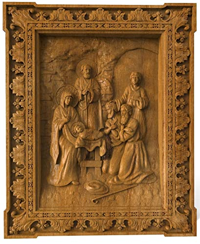 amazon com holy family nativity christmas gift for mom personalized