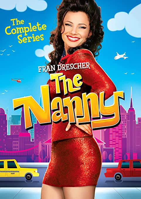 the nanny - season 1-6 the complete collection dvdrip