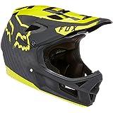 Fox Racing Rampage Pro Carbon MIPS Helmet Black/Yellow, M