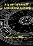 Easy way to learn KP KP rules & Bhava significations