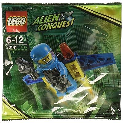 LEGO Alien Conquest: ADU Jetpack Set 30141 (Bagged): Toys & Games