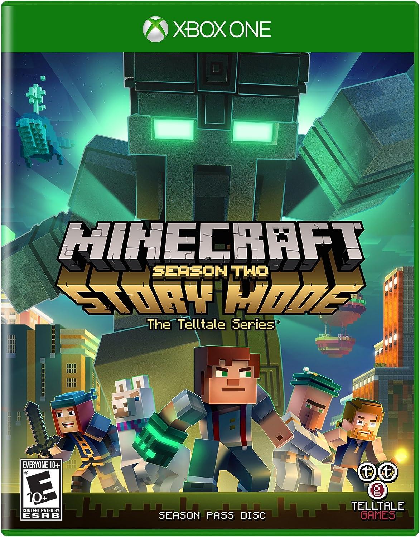 Minecraft Story Mode Season 2 Xbox One Standard Edition Xbox