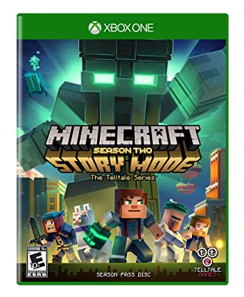 Amazon Com Minecraft Story Mode Season 2 Xbox One Standard