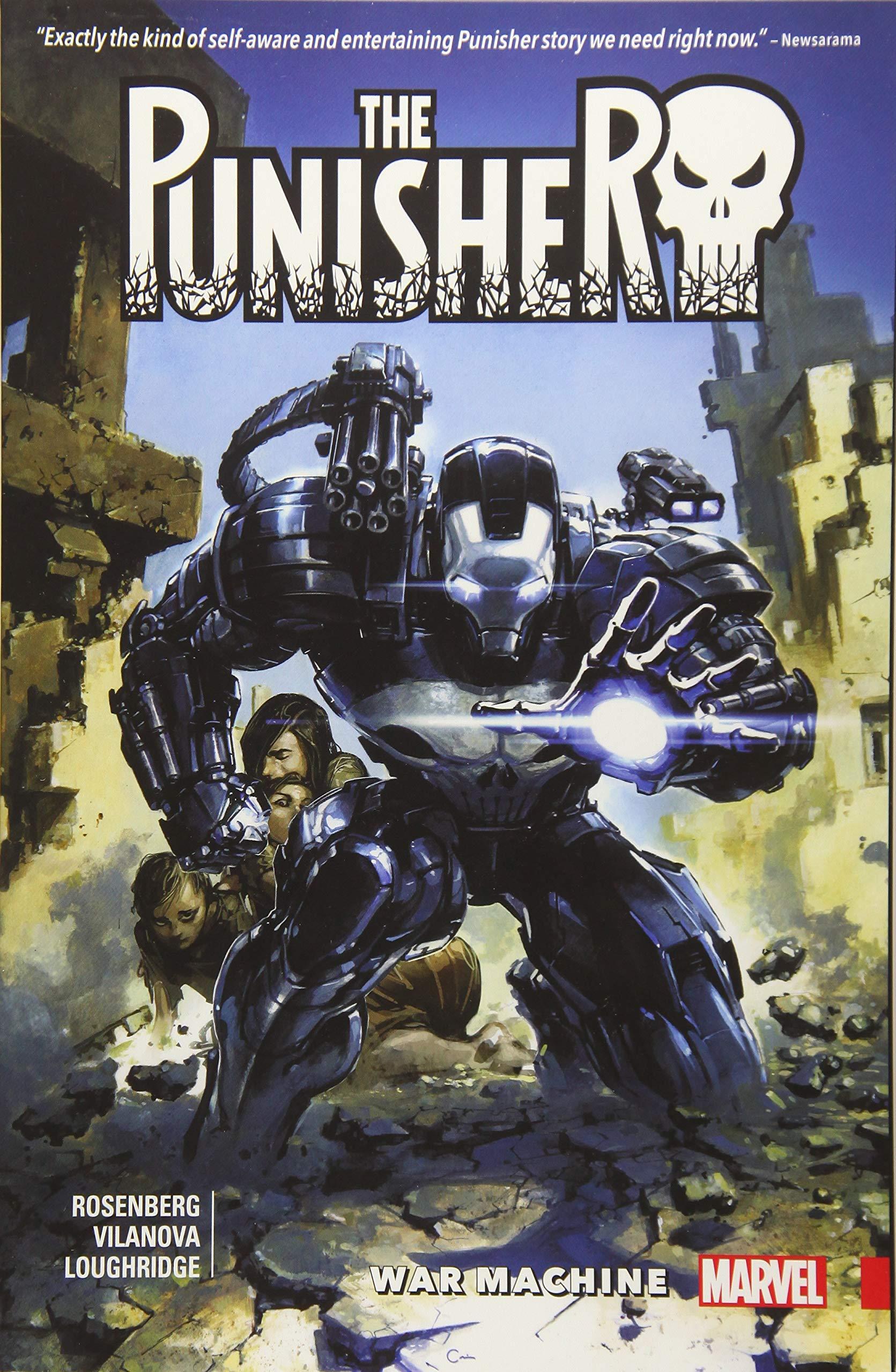 Download The Punisher: War Machine Vol. 1 PDF