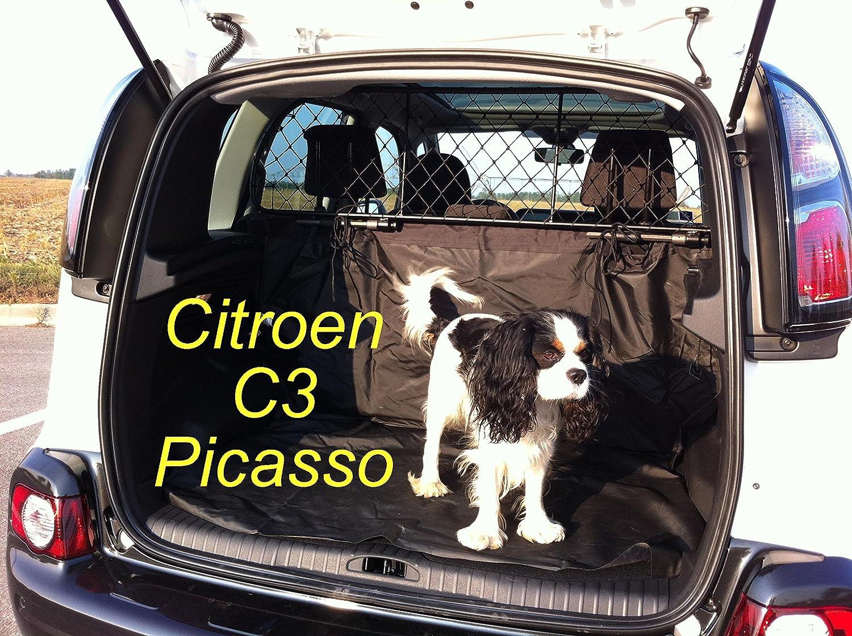 Hundeschutzgitter Gepäckgitter 13 Hundegitter Citroen C4 Picasso ab Bj