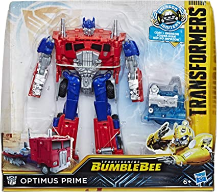 Transformers Toys Child Kid Boy Optimus Prime Action Figures Bumble Bee Autobots
